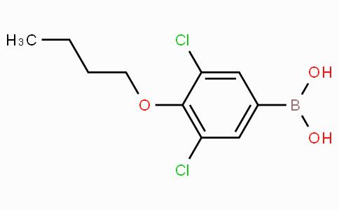 4-Butoxy-3,5-dichlorophenylboronic acid