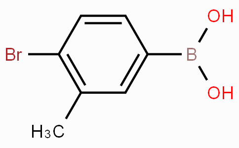 4-Bromo-3-methylphenylboronic acid