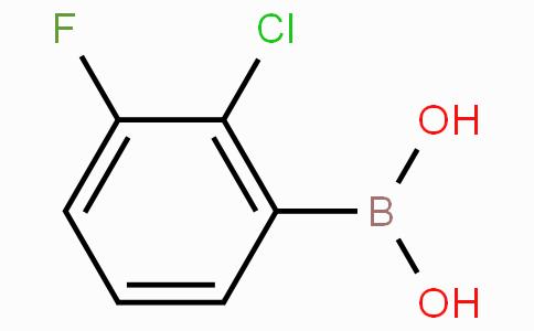 2-氯-3-氟苯硼酸