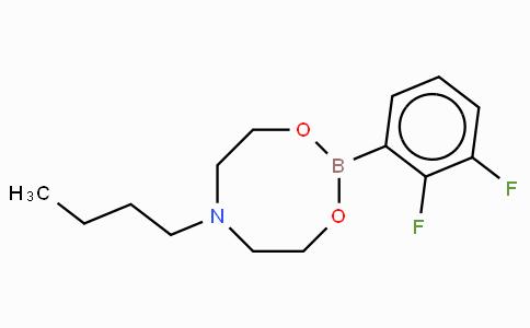 2,3-Difluorophenylboronic acid N-butyldiethanolamine ester
