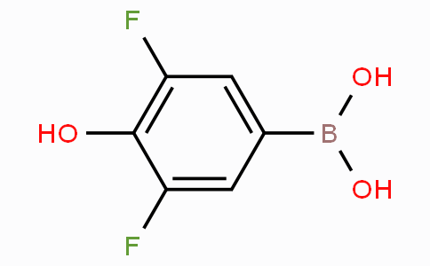 3,5-Difluoro-4-hydroxyphenylboronic acid