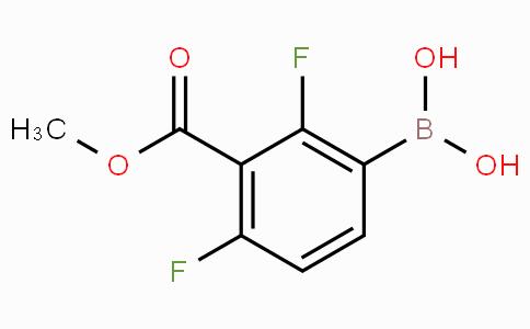 2,4-Difluoro-3-methoxycarbonylphenylboronic acid