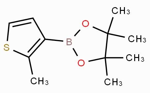 2-Methylthiophene-3-boronic acid pinacol ester