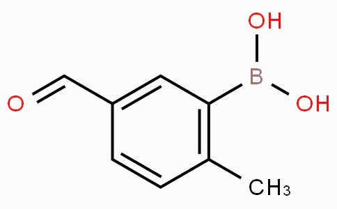 5-Formyl-2-methylphenylboronic acid