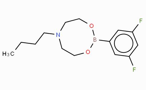 3,5-Difluorophenylboronic acid N-butyldiethanolamine ester