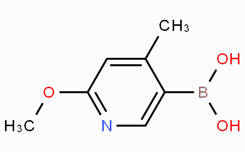 2-Methoxy-4-methylpyridine-5-boronic acid