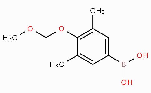 (4-(甲氧基甲氧基)-3,5-二甲基苯基)硼酸