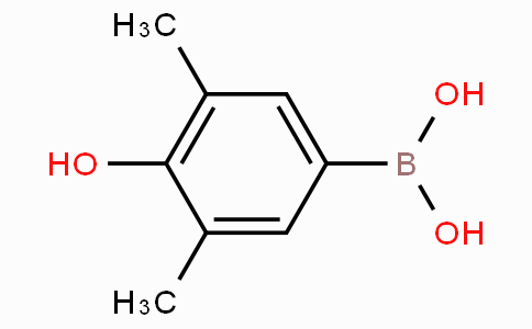 3,5-Dimethyl-4-hydroxyphenylboronic acid