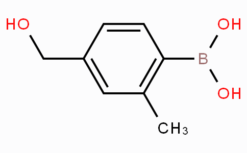 4-(Hydroxymethyl)-2-methylphenylboronic acid