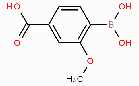 4-Carboxy-2-methoxyphenylboronic acid