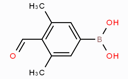 3,5-Dimethyl-4-formylphenylboronic acid