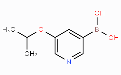 5-Isopropoxypyridine-3-boronic acid