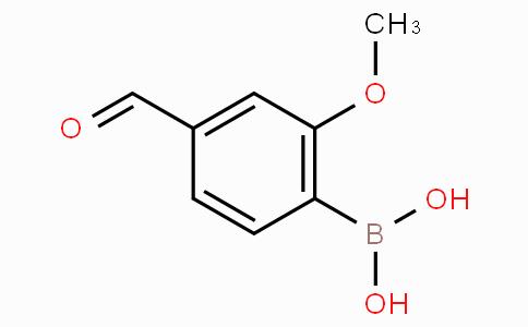 4-Formyl-2-methoxyphenylboronic acid