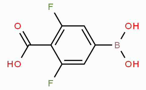 3,5-Difluoro-4-carboxyphenylboronic acid