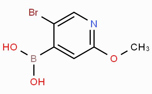 5-Bromo-2-methoxypyridine-4-boronic acid