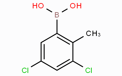 3,5-DICHLORO-2-METHYLPHENYLBORONIC ACID