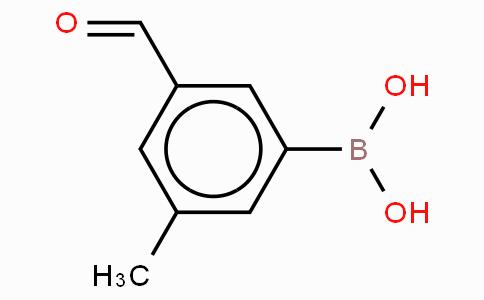 3-Fornyl-5-methylphenylboronic acid