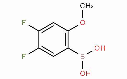 4,5-Difluoro-2-methoxyphenylboronic acid