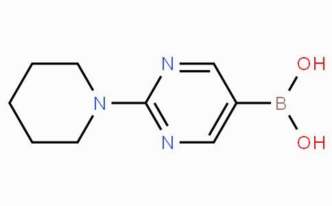 2-(Piperidine-1-yl)pyrimidine-5-boronic acid