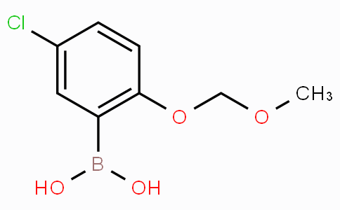 5-Chloro-2-(methoxymethoxy)phenylboronic acid