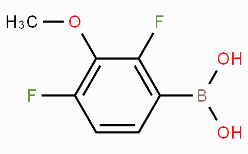 2,4-Difluoro-3-methoxyphenylboronic acid