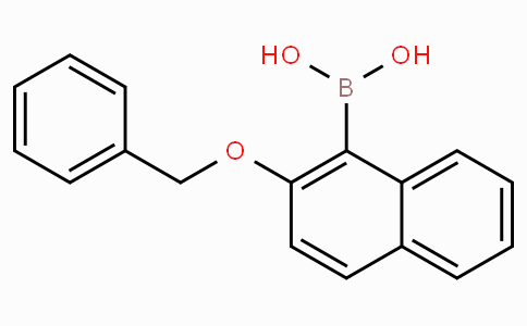 2-(Benzyloxy)naphthalen-1-ylboronic acid