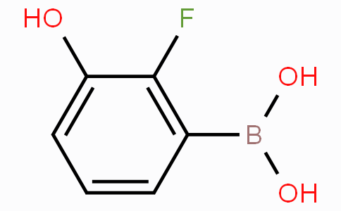 2-Fluoro-3-hydroxyphenylboronic acid