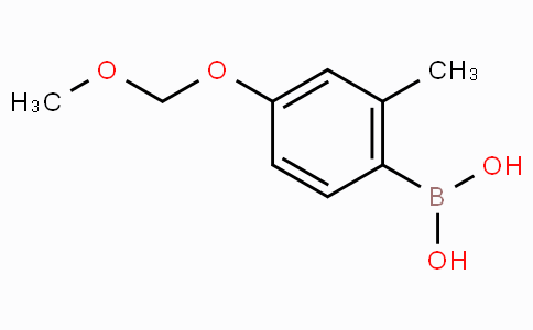 2-Methyl-4-(methoxymethoxy)phenylboronic acid
