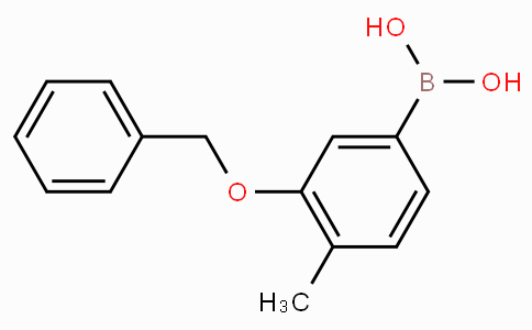 3-(Benzyloxy)-4-methylphenylboronic acid