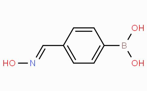 4-(Hydroxyimino)methylphenylboronic acid