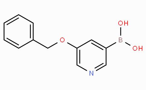 5-Benzyloxypyridine-3-boronic acid