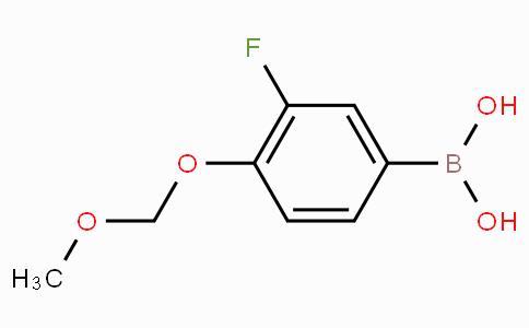 3-Fluoro-4-(methoxymethoxy)phenylboronic acid