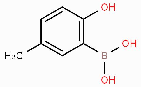 2-Hydroxy-5-methylphenylboronic acid