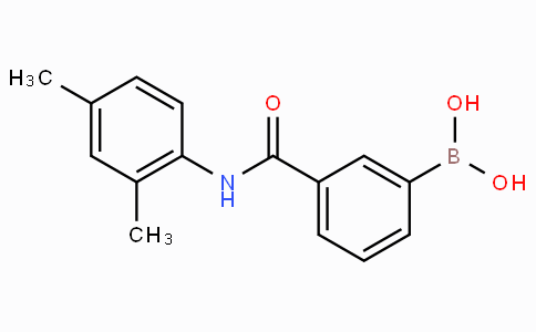 3-(2,4-Dimethylphenylcarbamoyl)phenylboronic acid