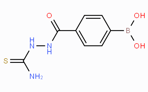 4-(2-Carbamothioylhydrazinecarbonyl)phenylboronic acid