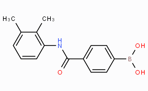 4-(2,3-Dimethylphenylcarbamoyl)phenylboronic acid