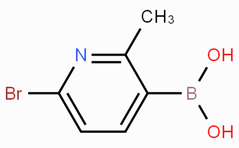 6-Bromo-2-methylpyridine-3-boronic acid