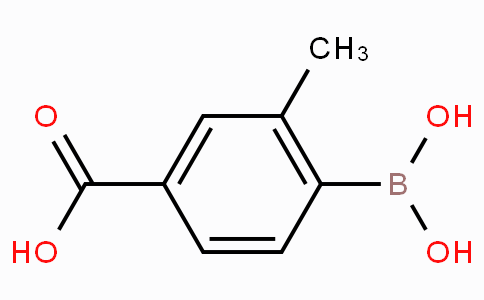 2-Methyl-4-carboxyphenylboronic acid