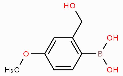 2-Hydroxymethyl-4-methoxyphenylboronic acid