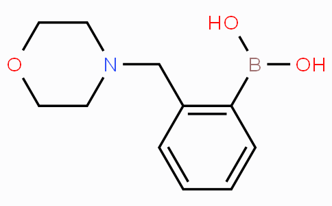 2-(Morpholinomethyl)phenylboronic acid