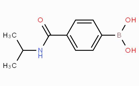 4-(N-Isopropylaminocarbonyl)phenylboronic acid