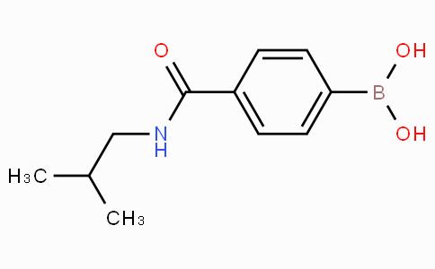 4-(Isobutylaminocarbonyl)phenylboronic acid