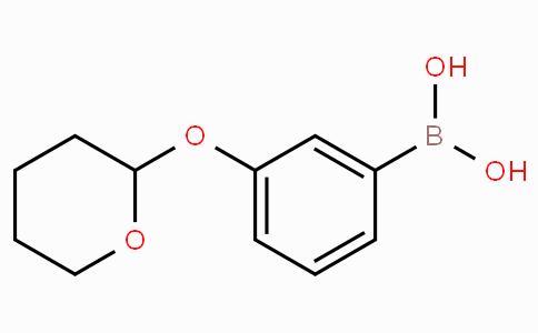 3-(Tetrahydro-2H-pyran-2-yloxy)phenylboronic acid