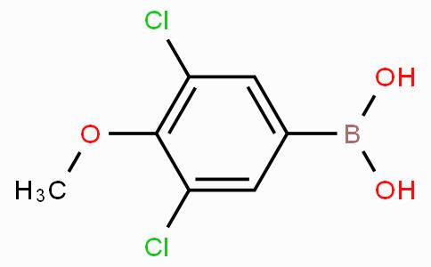 3,5-二氯-4-甲氧基苯硼酸