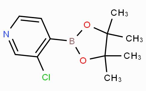 3-Chloropyridine-4-boronic acid pinacol ester