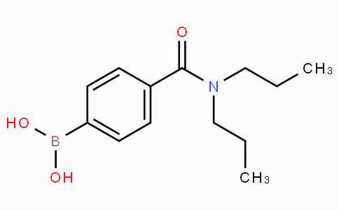 4-(N,N-Dipropylaminocarbonyl)phenylboronic acid