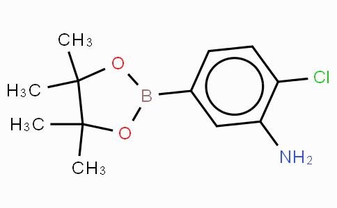 3-Amino-4-chlorophenylboronic acid, pinacol ester