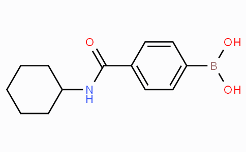 4-(Cyclohexylaminocarbonyl)phenylboronic acid