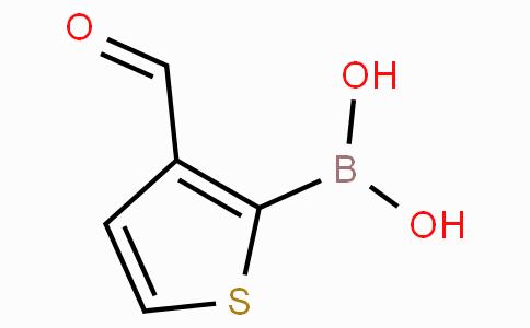 3-Formylthiophene-2-boronic acid