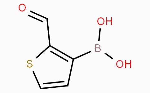 2-Formylthiophene-3-boronic acid